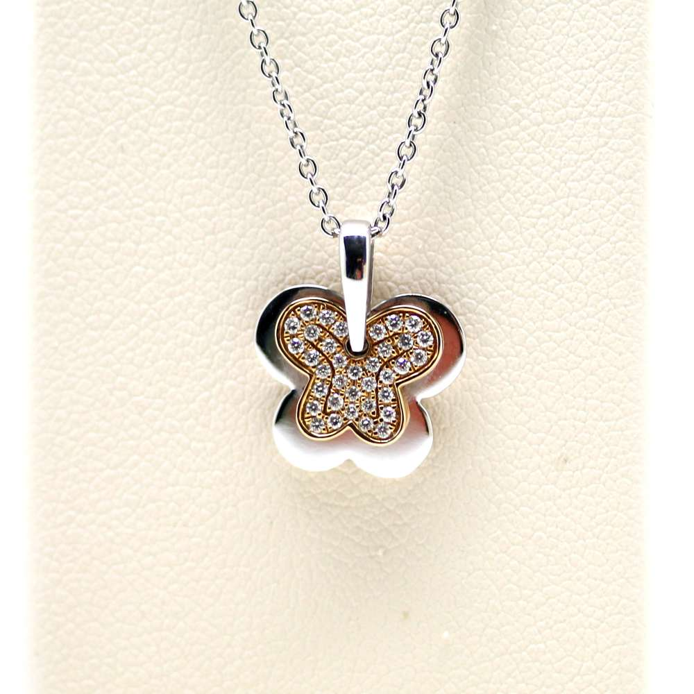 Butterfly 18 Kl 0.11 Ct
