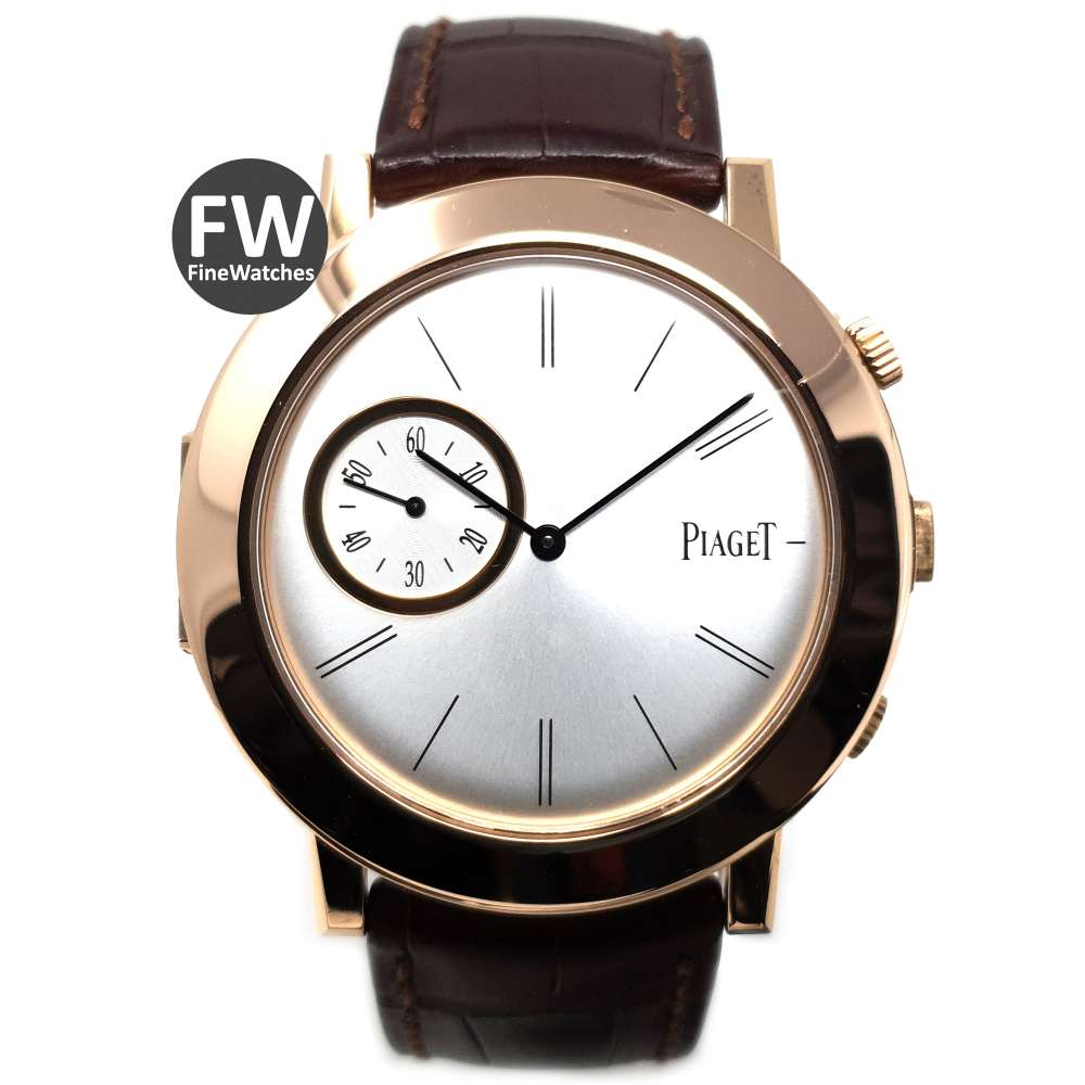Piaget Altiplano Double Jeu Rose Gold