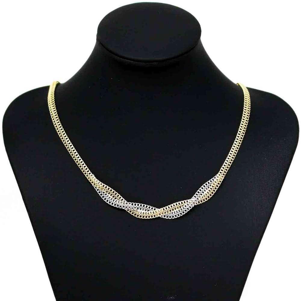 Collar Oro 18Kte.
