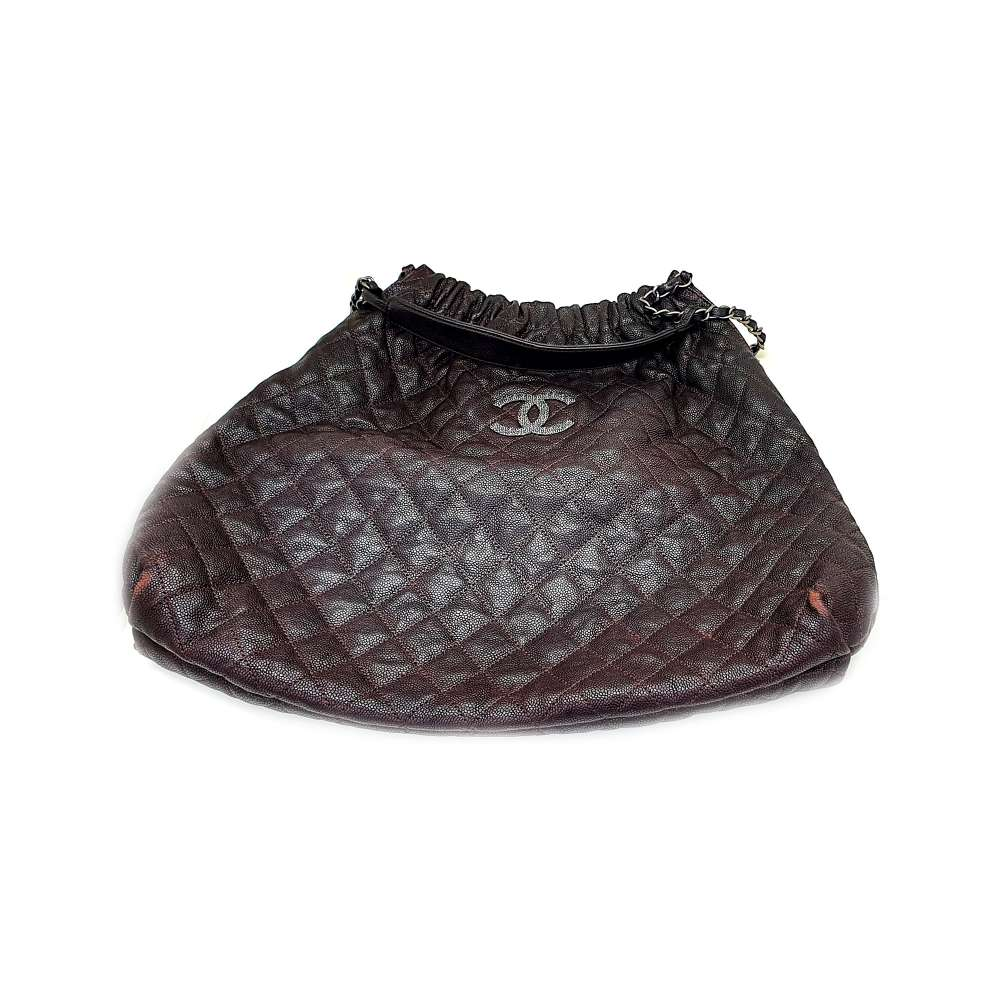Chanel Quilted Hobo