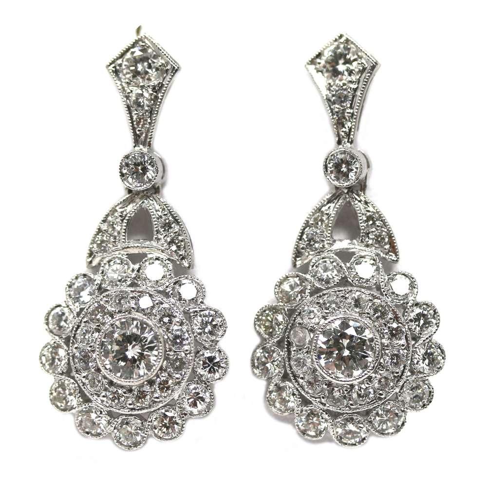 Sortija Vintage Diamante & Esmeralda