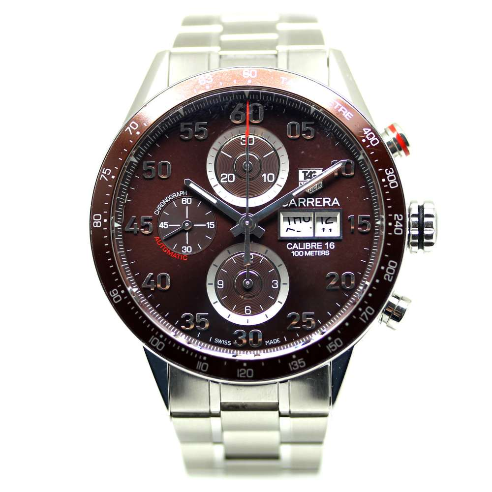 TAG Heuer Carrera Caliber 16 Automatic Chronograph